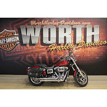 2017 Harley-Davidson Dyna Low Rider for sale 200702160