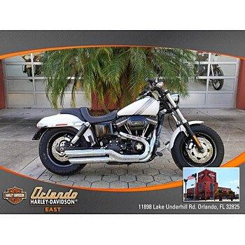 2017 Harley-Davidson Dyna Fat Bob for sale 200704131