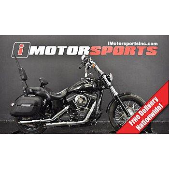 2017 Harley-Davidson Dyna Street Bob for sale 200712621