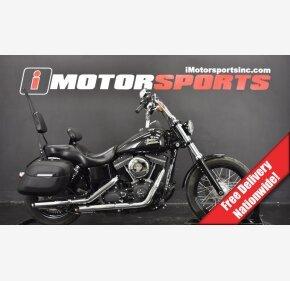 2017 Harley-Davidson Dyna Street Bob for sale 200642434
