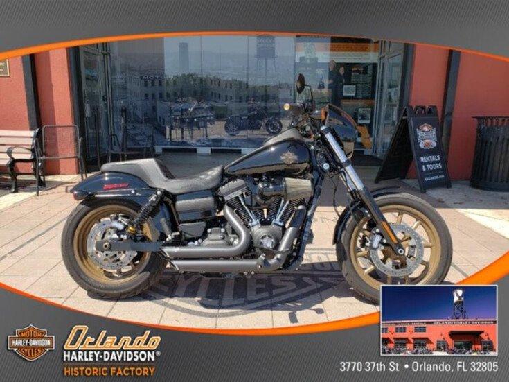 2017 Harley-Davidson Dyna Low Rider S for sale near Orlando