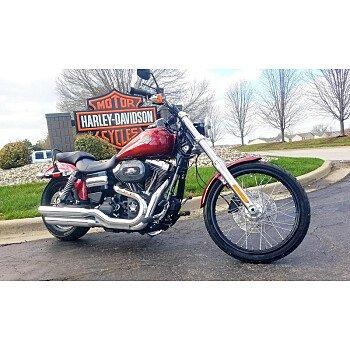 2017 Harley-Davidson Dyna Wide Glide for sale 200725303