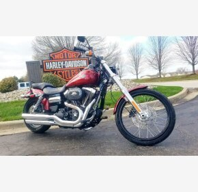 2017 Harley-Davidson Dyna Wide Glide for sale 200725305