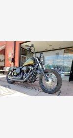 2017 Harley-Davidson Dyna Street Bob for sale 200725400