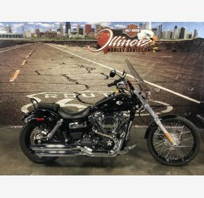 2017 Harley-Davidson Dyna Wide Glide for sale 200735103