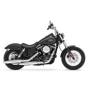 2017 Harley-Davidson Dyna Street Bob for sale 200806016