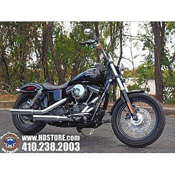 2017 Harley-Davidson Dyna Street Bob for sale 200835010