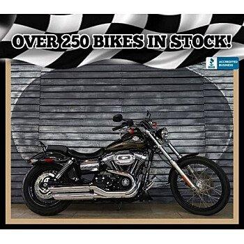 2017 Harley-Davidson Dyna Wide Glide for sale 200886056