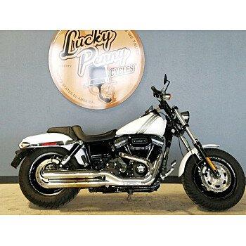 2017 Harley-Davidson Dyna Fat Bob for sale 200916530