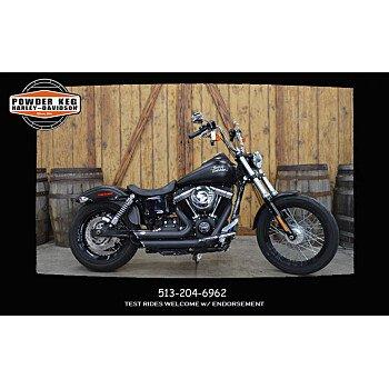 2017 Harley-Davidson Dyna Street Bob for sale 200962013
