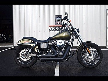 2017 Harley-Davidson Dyna for sale 200990140