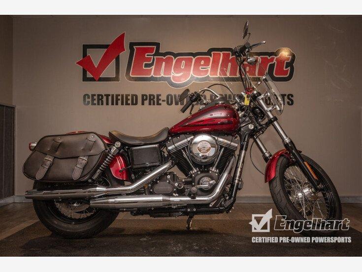 2017 Harley-Davidson Dyna Street Bob for sale 201039126