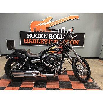 2017 Harley-Davidson Dyna Wide Glide for sale 201040450