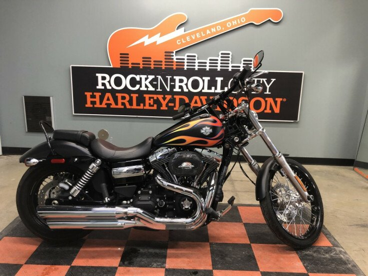 2017 Harley-Davidson Dyna Wide Glide for sale 201040450
