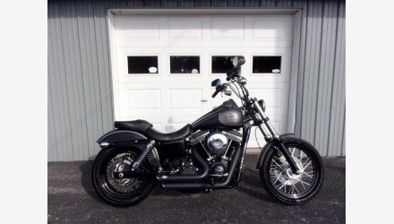2017 Harley-Davidson Dyna Street Bob for sale 201051132
