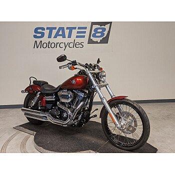 2017 Harley-Davidson Dyna Wide Glide for sale 201054073