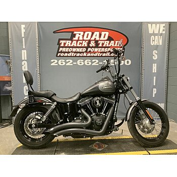 2017 Harley-Davidson Dyna Street Bob for sale 201064104