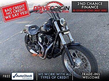 2017 Harley-Davidson Dyna Street Bob for sale 201102297