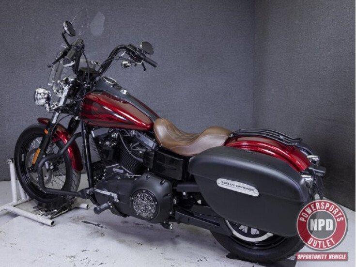2017 Harley-Davidson Dyna Street Bob for sale 201138382