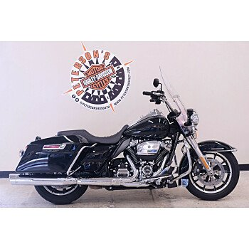 2017 Harley-Davidson Police Road King for sale 200940584