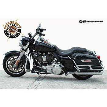 2017 Harley-Davidson Police Road King for sale 200940607