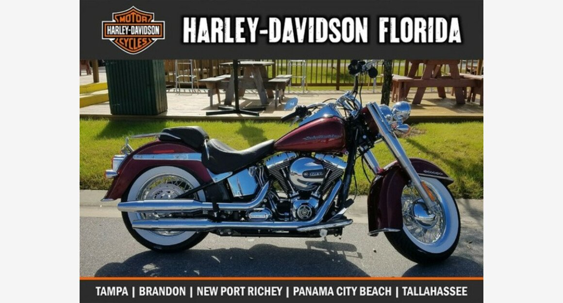 2017 Harley-Davidson Softail Deluxe for sale 200523689