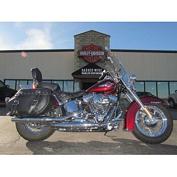 2017 Harley-Davidson Softail Heritage Classic for sale 200550084