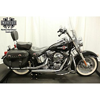 2017 Harley-Davidson Softail Heritage Classic for sale 200584179