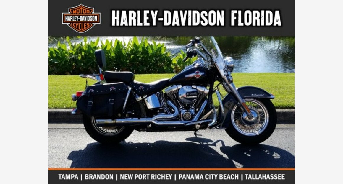 2017 Harley-Davidson Softail Heritage Classic for sale 200619022