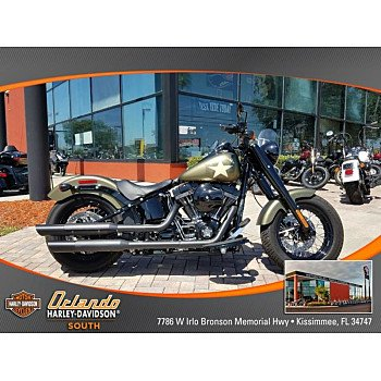 2017 Harley-Davidson Softail Slim S for sale 200637955