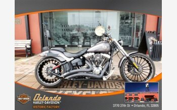 2017 Harley-Davidson Softail Breakout for sale 200645829