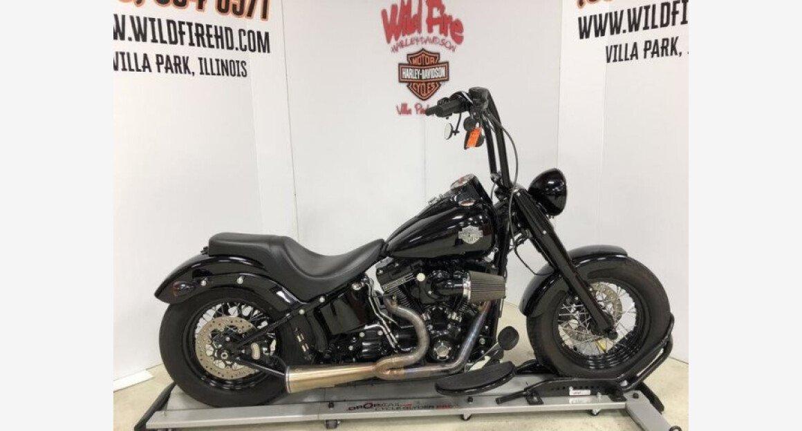 2017 Harley-Davidson Softail Slim S for sale 200647472