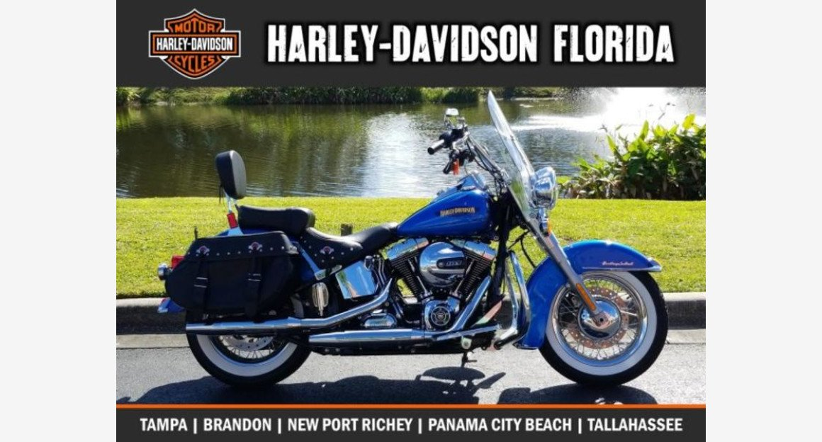 2017 Harley-Davidson Softail Heritage Classic for sale 200663222