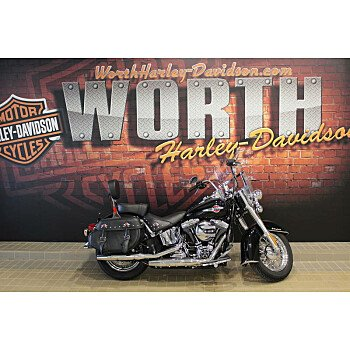 2017 Harley-Davidson Softail Heritage Classic for sale 200701206