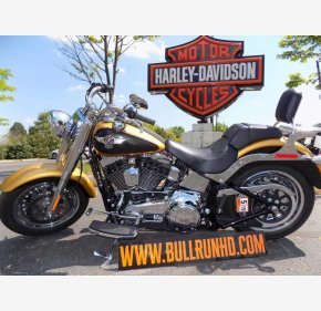 2017 Harley-Davidson Softail Fat Boy for sale 200603629