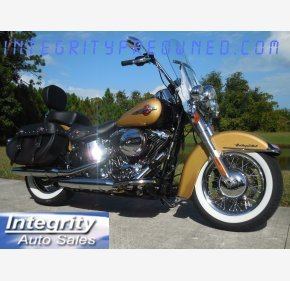 2017 Harley-Davidson Softail Heritage Classic for sale 200633459