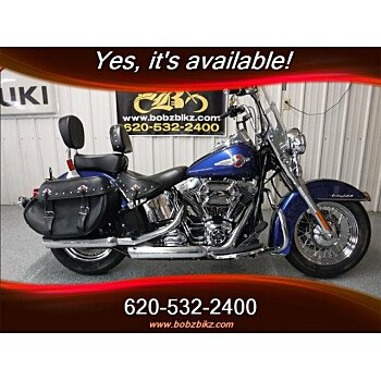 2017 Harley-Davidson Softail Heritage Classic for sale 200770077