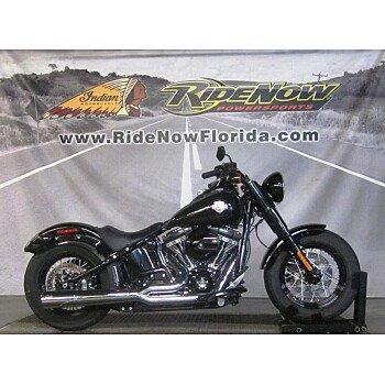 2017 Harley-Davidson Softail Slim S for sale 200790797
