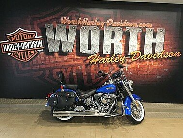2017 Harley-Davidson Softail Heritage Classic for sale 200796992