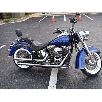2017 Harley-Davidson Softail for sale 200983662