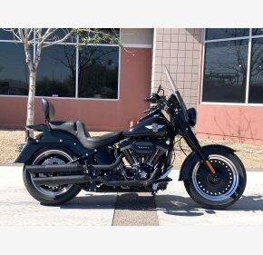 2017 Harley-Davidson Softail Fat Boy S for sale 200988109