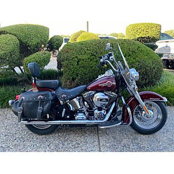 2017 Harley-Davidson Softail Heritage Classic for sale 201038140