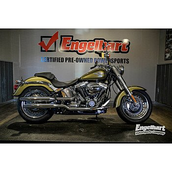 2017 Harley-Davidson Softail Fat Boy for sale 201039122