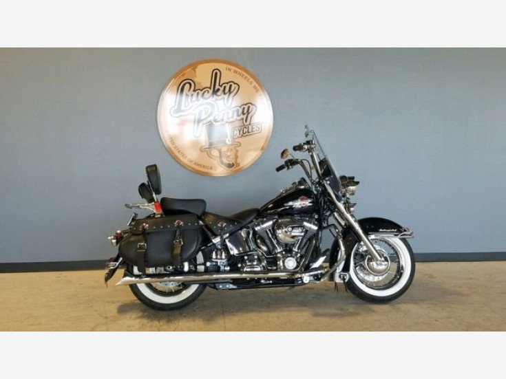 2017 Harley-Davidson Softail Heritage Classic for sale 201080942