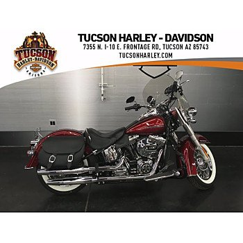 2017 Harley-Davidson Softail Deluxe for sale 201093396
