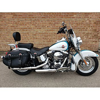 2017 Harley-Davidson Softail Heritage Classic for sale 201119661