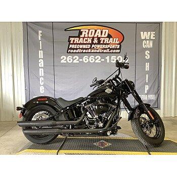 2017 Harley-Davidson Softail Slim S for sale 201123555