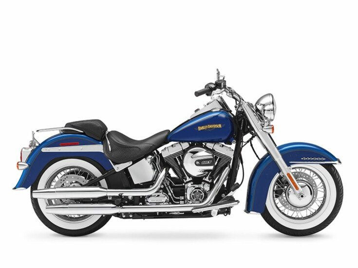 2017 Harley-Davidson Softail Deluxe for sale 201148312