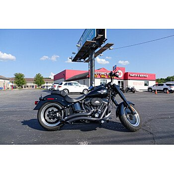 2017 Harley-Davidson Softail Fat Boy for sale 201176575