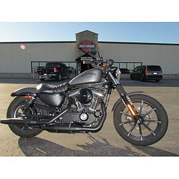 2017 Harley-Davidson Sportster Iron 883 for sale 200548851